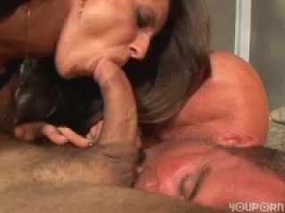Wife Likes To Watch Husband Suck Cock And Get Fucked
