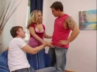 MMF Bisexual Teacher Student Threesome