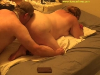 2018-10-05 Manslut Eats Fuckmeat Ass then Fucks It With Master BBW BDSM Mmf
