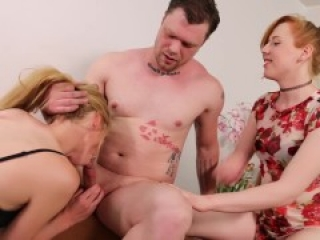 Three Cocks, Six Holes: Threeway