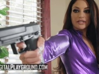 Digital Playground - Greedy biitches Honey Gold and Kissa Sins share big co