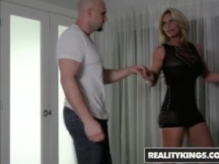 Reality Kings - Milf Hunter - He Likes To Watch - Phoenix Marie , Jmac