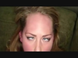 Orgasm! She Eye Rolls When She Cums #7