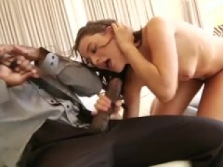 Stunning Lana Rhoades Can't Get Enough Of Mandingo's Monster Black Cock!