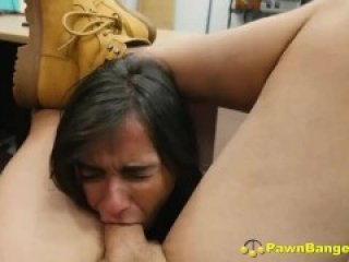 Hot Busty Latina Mom Fucked In Her Throat And Pink Taco By A Huge Cock